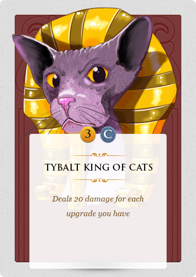 Tybalt King of Cats