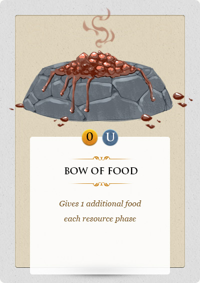 Bow of Food